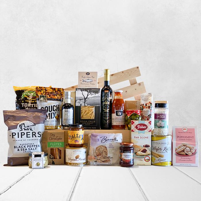 Gourmet Warehouse Gift Basket